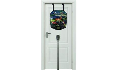 Sharper Image Electronic Over the Door Bow Hunter 7def0505-5010-4e68-ab63-e1418e159bc7