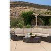 Bodega Outdoor Wicker Sofa Set