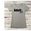 Adultish Women's Tee