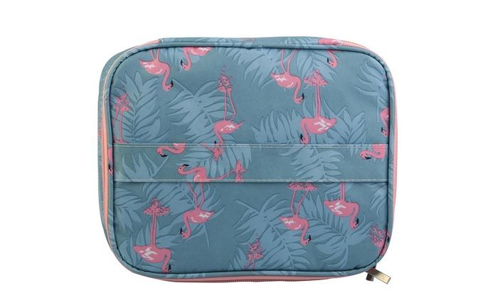 1713059e24e4 iMounTEK Travel Cosmetic Makeup Toiletry Organizer Bag | Groupon