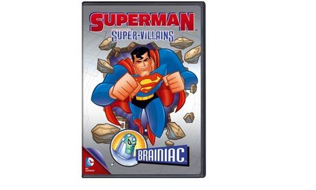 Superman SuperVillains: Brainiac (Value, DVD) 23022ebb-79e4-4e19-87ff-bb1b19209221
