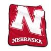 Nebraska Raschel Throw