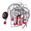 Mini Outdoor Camping Foldable Split Type Cooking Stove Picnic Gas