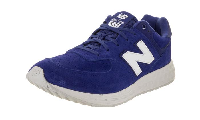 fabd8ca03419d New Balance Men's 574 Fresh Foam Running Shoe | Groupon