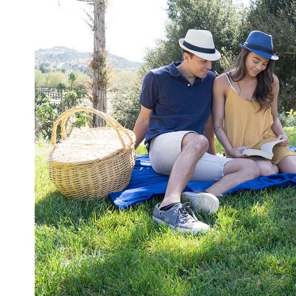 385a3dd5b484 Fedora Hat Sun Hats for Women And Men Panama Straw Beach Hat UV UPF 50