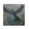 Julie Kuyath 'The Raven' Canvas Art