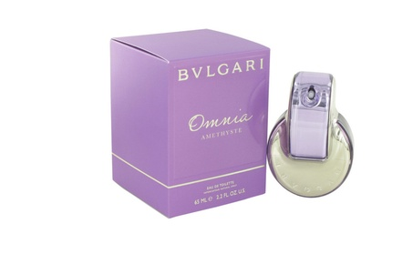 Bvlgari Omnia Amethyste Edt Choose Size Spray For Women New In Box 376e7815-e197-4ad4-9256-aa2802f71ef7