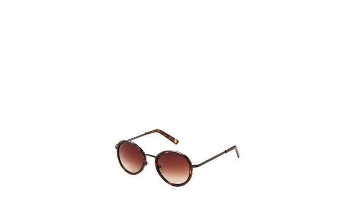 0197231d5bf COLE HAAN 48mm Round Sunglasses COLE HAAN 48mm Round Sunglasses