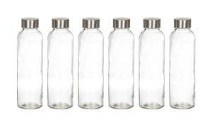 Estilo Glass Bottles (Set of 4)