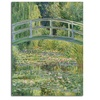 Claude Monet 'The Waterylily Pond Pink Harmony 1899' Canvas Rolled Art