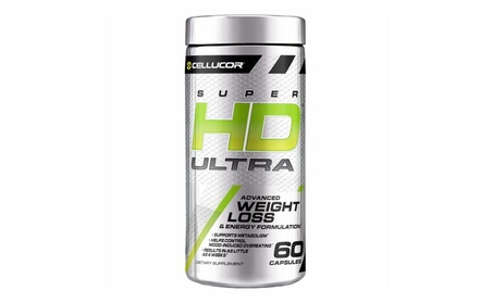 SuperHD Ultra Thermogenic Fat Burner for Men & Women, Weight Loss