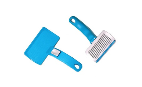 Animal Heaven 3-in-1 Pet Grooming and Massaging Shed Away Brush f1178ee0-7f6d-4ab9-a597-916095d09d9f