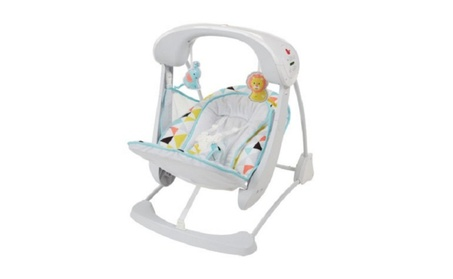 Fisher-Price Deluxe Take-Along Swing & Seat 3631a33d-51de-4bc6-859a-8ed41f64e53a
