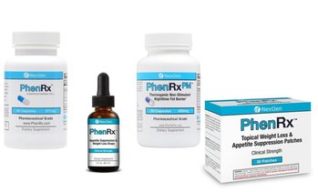 Nexgen Biolabs PhenRx Weight Loss Supplement Set (30-Day Supply)