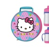 Thermos Hello Kitty Lunch Kit w/ 7oz & 10oz Sippy Cup Drink Bottle