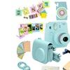 Fujifilm Instax Mini 9 Instand Camera plus 20 Pack Film plus 15 PCS Bundle