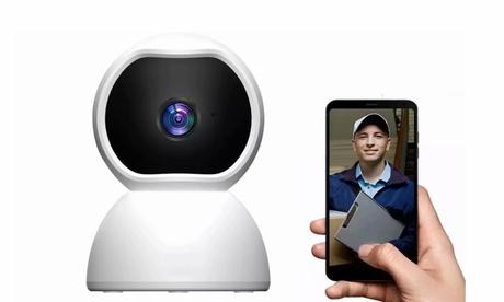 Home Security Camera Wireless WiFi 1080P Night Vision Remote Surveillance Camera