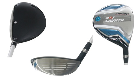 Tour Edge Golf Clubs Hot Launch Fairway Wood, #4w(17*) 3b524fda-a2aa-4bce-936c-fc8f5af2fd25
