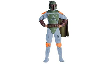 Star Wars Boba Fett Deluxe Adult Costume e6887891-020e-4a29-a46d-3897b43de428