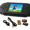 16 Bit PXP Portable Retro Video Game Handheld Console, 2 Game Cards