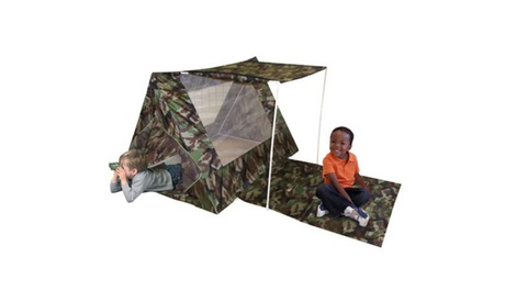 Serec Entertainment 00203-7B Camo Fort Set Play Tent
