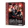 Wrebbit - Hogwarts School 500 Piece Poster Puzzle