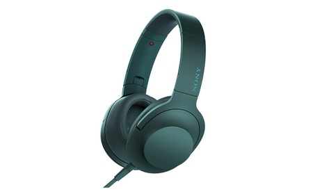 Sony Electronics MDR100AAP-L Premium High - Resolution Stereo on - Ear f82a44dc-888e-4104-bc85-65ceb3184f15