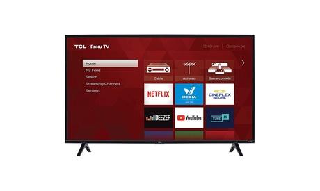TCL 40 Full HD Roku Smart LED TV - 40S325