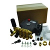 AR North America RCV3G27-PKG Triplex Plunger Pump