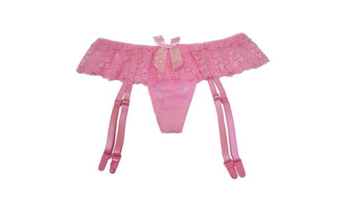 Women's 1 Pack Casual Thin Mesh Thigh Cuff Garter