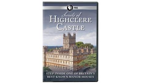 Secrets of Highclere Castle DVD b2c04b14-88f7-4680-971d-45e3e4e726d5