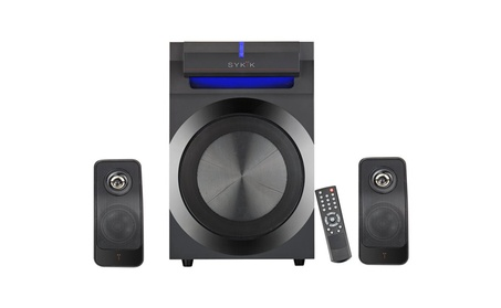 """Sykik Power Monster Bluetooth Speaker with210w RMS 8"""" Active Subwoofer c923e2d4-4678-4024-9a3f-6cf085c2b0d2"""