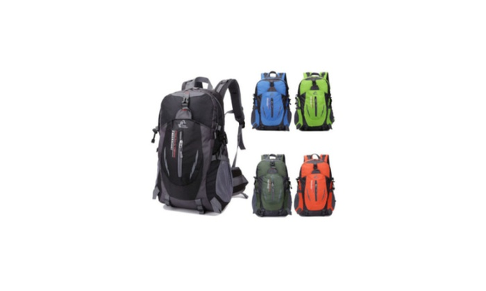 Waterfly Waterproof Frame Backpack for Climbing Hiking Mountaineering
