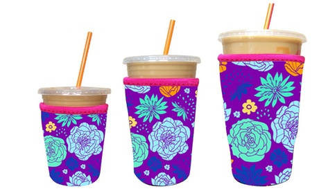 Iced Coffee Sleeves (3 Sizes)