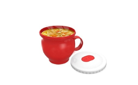 New Micro-Mug For Hot Drinks - 2 Pack bbc77171-d47f-4420-afc8-9415c289b672
