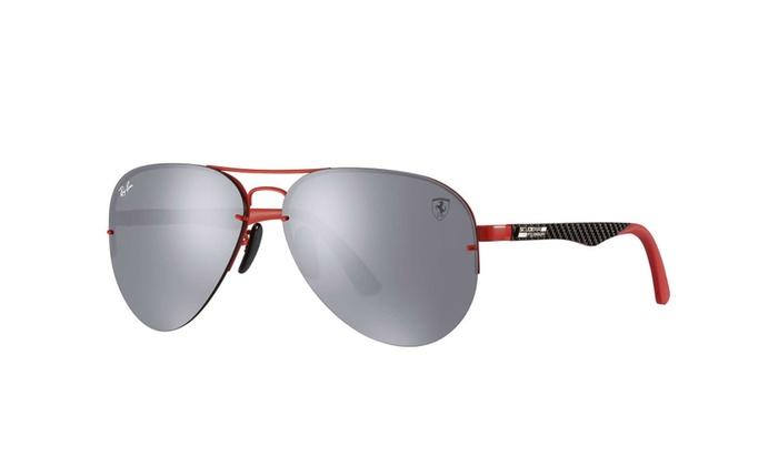 b3bfbf4c80 Ray Ban Scuderia Ferrari Collection Sunglasses for Men