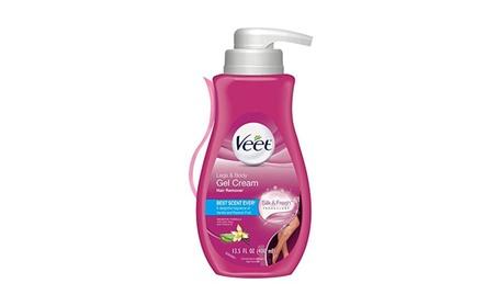 Veet Gel Hair Removal Cream, 13.52 oz, for Legs & Body 7a219fd3-11aa-4430-9f4c-486d0725bf07