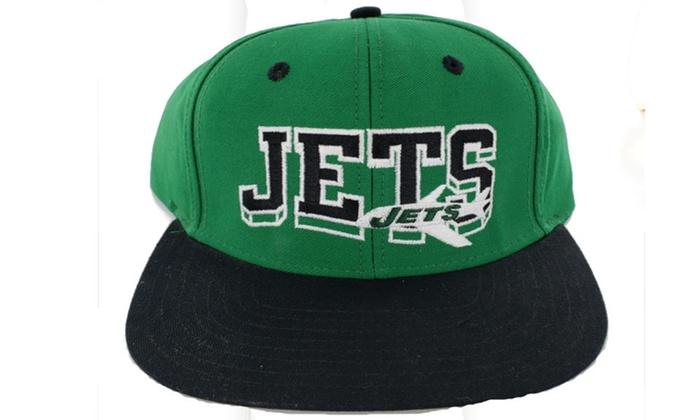 ... New York Jets Snapback Adjustable Cap Green Black 8697f64b9f12