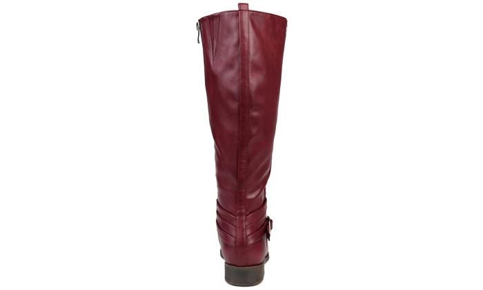 2b8bf895da8 Journee Collection Womens Comfort Wide Calf Ivie Boot