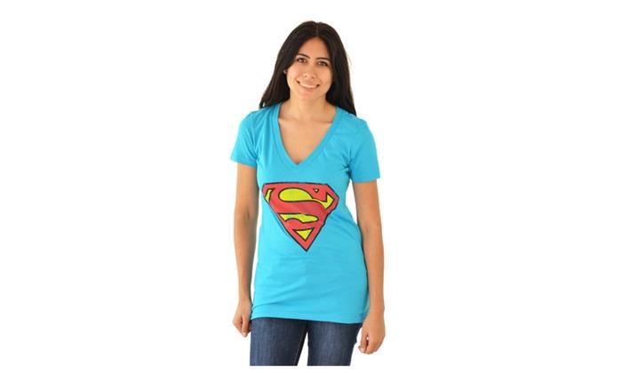 Classic Crest Superman Shirt - M