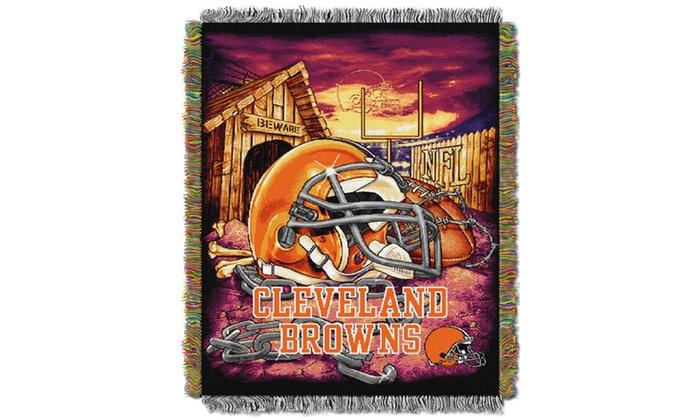 NFL 051 Browns Home Field Advantage