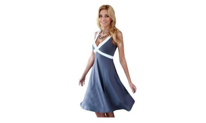 Sexy Women Fashion Summer Cocktail Dress