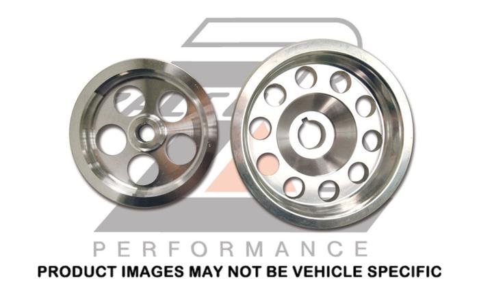 Ralco RZ Performance Pulleys For Subaru Legacy 2005-2007 B13 EJ25/T