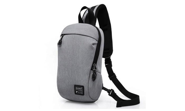 Sling Bag Water Resistant Outdoor Shoulder Chest Crossbody Bag