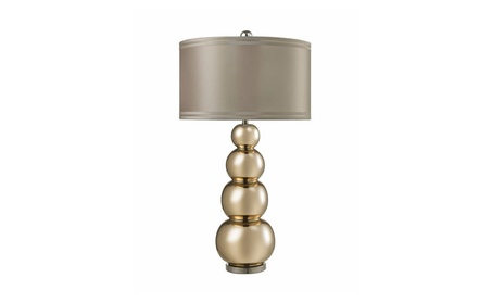 Dimond Lighting Stacked Gourd Table Lamp in Gold Mercury e6298340-426d-429b-8005-b8267262e9aa
