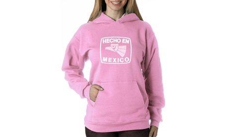 Women's Hooded Sweatshirt -HECHO EN MEXICO 30b1c197-3980-410a-be9c-147a7dc51e7a
