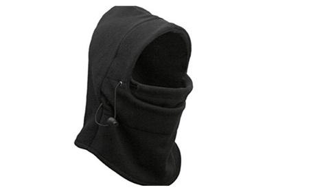 Shop Sky Premium Camper Warm Zero Degree Thermal Fleece Balaclava Hood da0b0864-425b-4344-bda5-9d660f52af3f