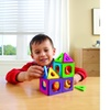 Discovery 24 Piece Magnetic Tile Set