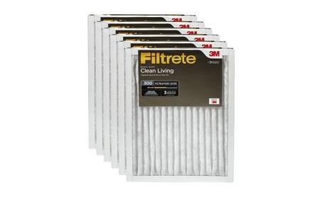 3m 305DC-6 14 in. x 20 in. x 1 in. Filtrete Dust Reduction Filter 7f6f485d-39ba-4792-b29a-f23a1b73c64b