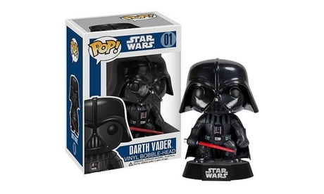 Darth Vader Star Wars Funko Pop Bobble Head Vinyl Action Figure Collectible Toy aa346ab3-4835-4ead-9ae2-81820b44acc1
